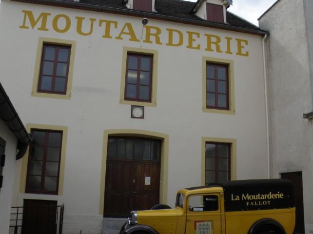 19 et 20 mai 2015 une bourgogne en partie insolite amis des arts et des m - Moutarderie fallot visite ...